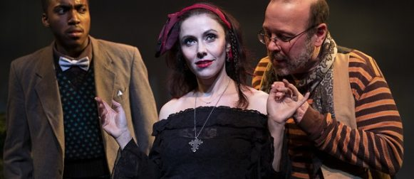 """Twin City.  STAGE REVIEW: """"Twelfth Night"""" by William Shakespeare"""