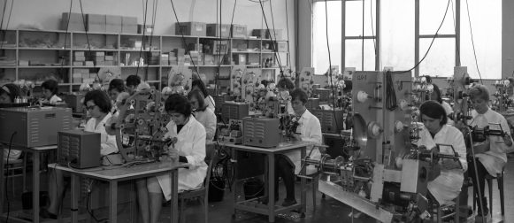Mostra Formazione professionale, lavoro femminile e industria a Bologna, 1946-1970 – Museo del Patrimonio Industriale di Bologna