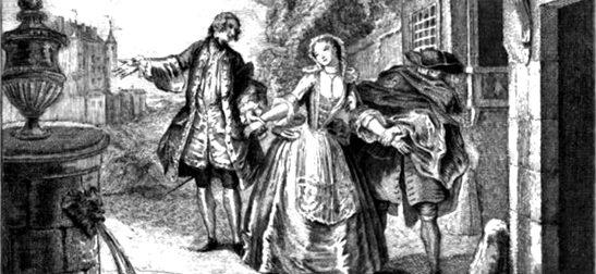 Molière  un genio, la pièce teatrale una noia.