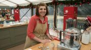 The Italian Cookie comes with a smile. An exclusive interview of The Great American Baking Show: Holiday Edition's winner Tina Zaccardi.
