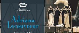 "Adriana Lecouvreur a Verona: due ""dive"" in scena"