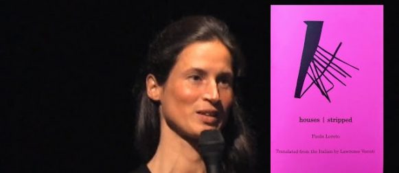 "An Echo of Emily  CHAPBOOK REVIEW: ""houses | stripped"" by Paola Loreto; Lawrence Venuti, translator"