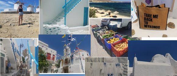 Un'isola di sole e di vento, che non dorme mai: Mykonos