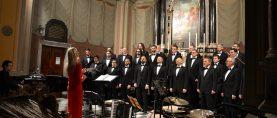 """CONCERTI IN BASILICA 2019  Sabato 14 settembre ad Aquileia gran finale con """"La Musica dei cieli"""""""