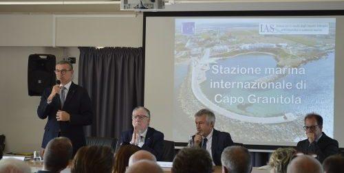 Capo Granitola, inaugurata la nuova Stazione Marina Internazionale