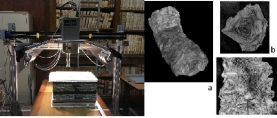 Papiri carbonizzati di Ercolano tornano leggibili