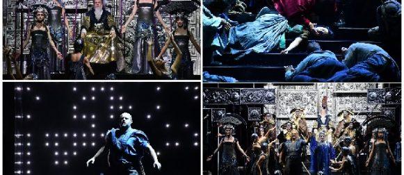 Turandot al Teatro Verdi di Padova… e la passione amorosa scioglie il gelo dell'orgoglio.