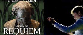 La Messa da Requiem di Giuseppe Verdi a Bologna diretta dal Maestro Lorenzo Bizzarri
