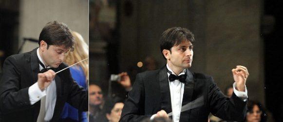 Lorenzo Bizzarri, l'astro nascente nel panorama della Direzione d'orchestra.