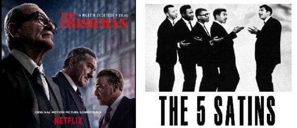 """LA MUSICA DEL FILM """"THE IRISHMAN"""""""