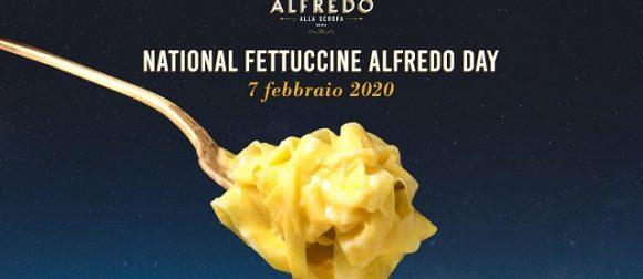 ITALIA E AMERICA INSIEME PER FESTEGGIARE LE FETTUCCINE ALFREDO