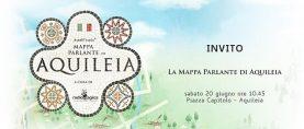 Mappa Parlante di Aquileia – Presentazione sabato 20 giugno