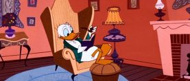 """DONALD DUCK, A UNIQUE DUCK IN DISNEYLAND"". Happy Anniversary, Donald Duck!!"