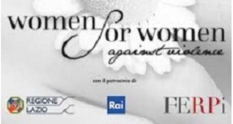 Women For Women Against Violence Il Premio Camomilla Approda Su Rai Due L Idea Magazine