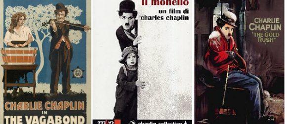 CHARLIE CHAPLIN: ALCUNI SUOI FILMS