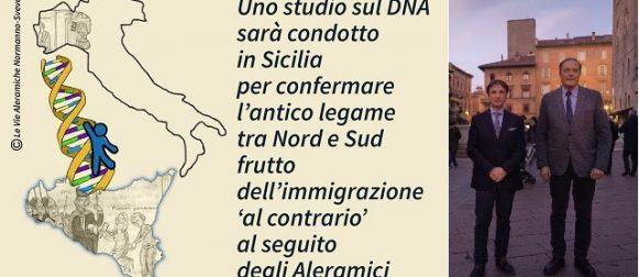 """""""Aleramici in Sicilia"""". Intervista esclusiva con Fabrizio Di Salvo."""
