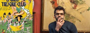 Danilo Ottaviani, una stella italiana al Lambs Theatre Club