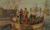 """Christopher Columbus, The Greatest Hero of the Fifteenth & Sixteenth Centuries Part V (as Revealed by the Primary Historical Sources):  The Second Voyage (or """"Columbus's Underground Railroad"""")"""