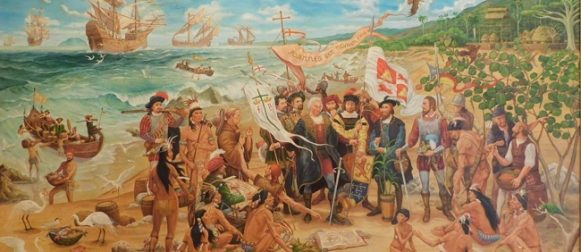 """Christopher Columbus is the greatest hero of the 15th & 16th centuries (pt. IV): """"The Discovery"""""""