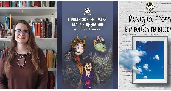 Entriamo nel mondo fantastico di Gioia Colli. Un intervista esclusiva con la scrittrice.