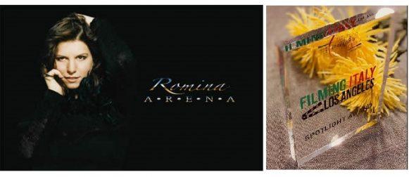 From Sicily with love. An exclusive interview with singer, songwriter, and producer Romina Arena
