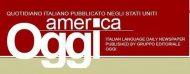 """""""AMERICA OGGI"""": 4 GIORNALISTI SENZA STIPENDIO E ASSICURAZIONE SANITARIA"""