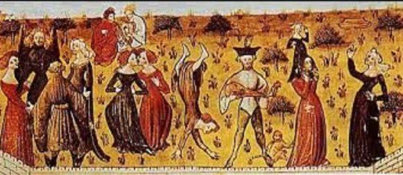 Angelica , la trobairitz, (ovvero l'appassionata studiosa di poetesse d'Occitania)