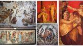Le pitture dei Misteri 3 parte