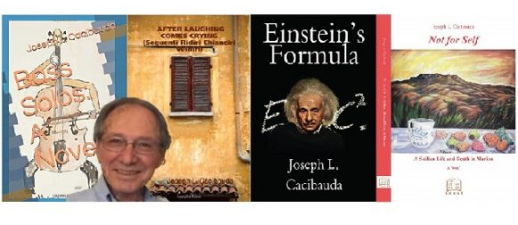 """""""People's lives are so much more interesting than any fiction one can write."""" An exclusive interview with author Joseph Cacibauda"""