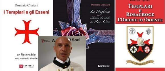 """""""Dare non vuol dire necessariamente fare"""" e l'Ordine dei Templari. Intervista esclusiva con Domizio Cipriani"""