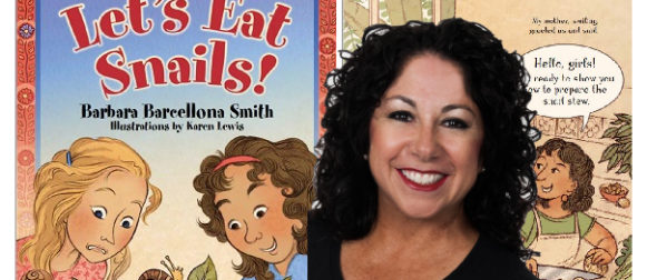 I envision happy readers, children and adults alike, smiling as they turn my pages! Exclusive interview with Barbara Barcellona Smith