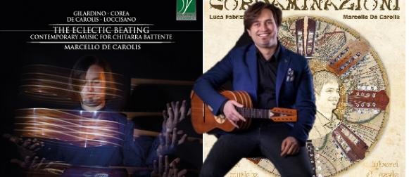 Sognatore di chitarra battente. Intervista esclusiva con Marcello de Carolis