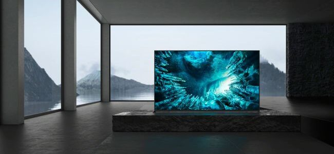 Sony 2020 TV lineup: 4K, 8K, OLED, everything you need to know