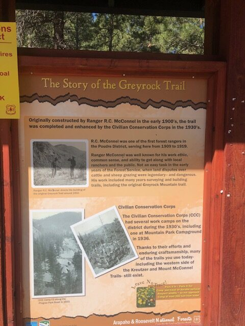 The Story of the Greyrock Trail