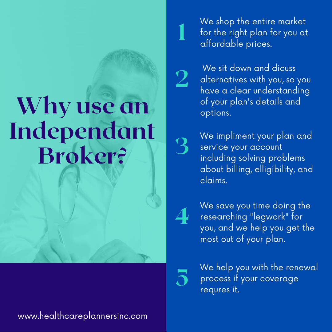 Why Use an Independent Broker