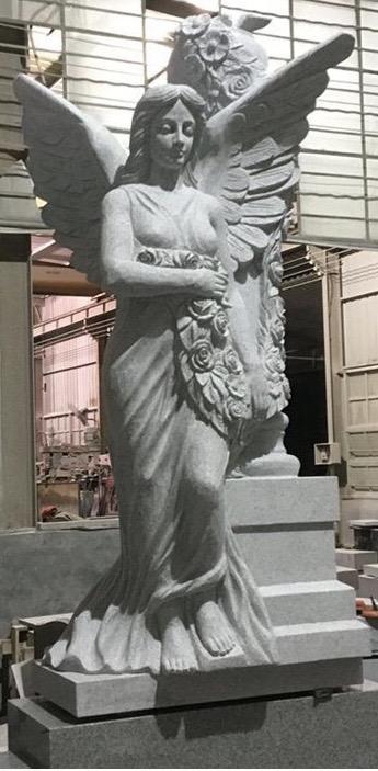 Angel Monument 16