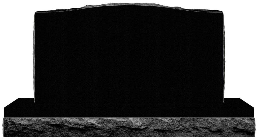 Jet Black Granite