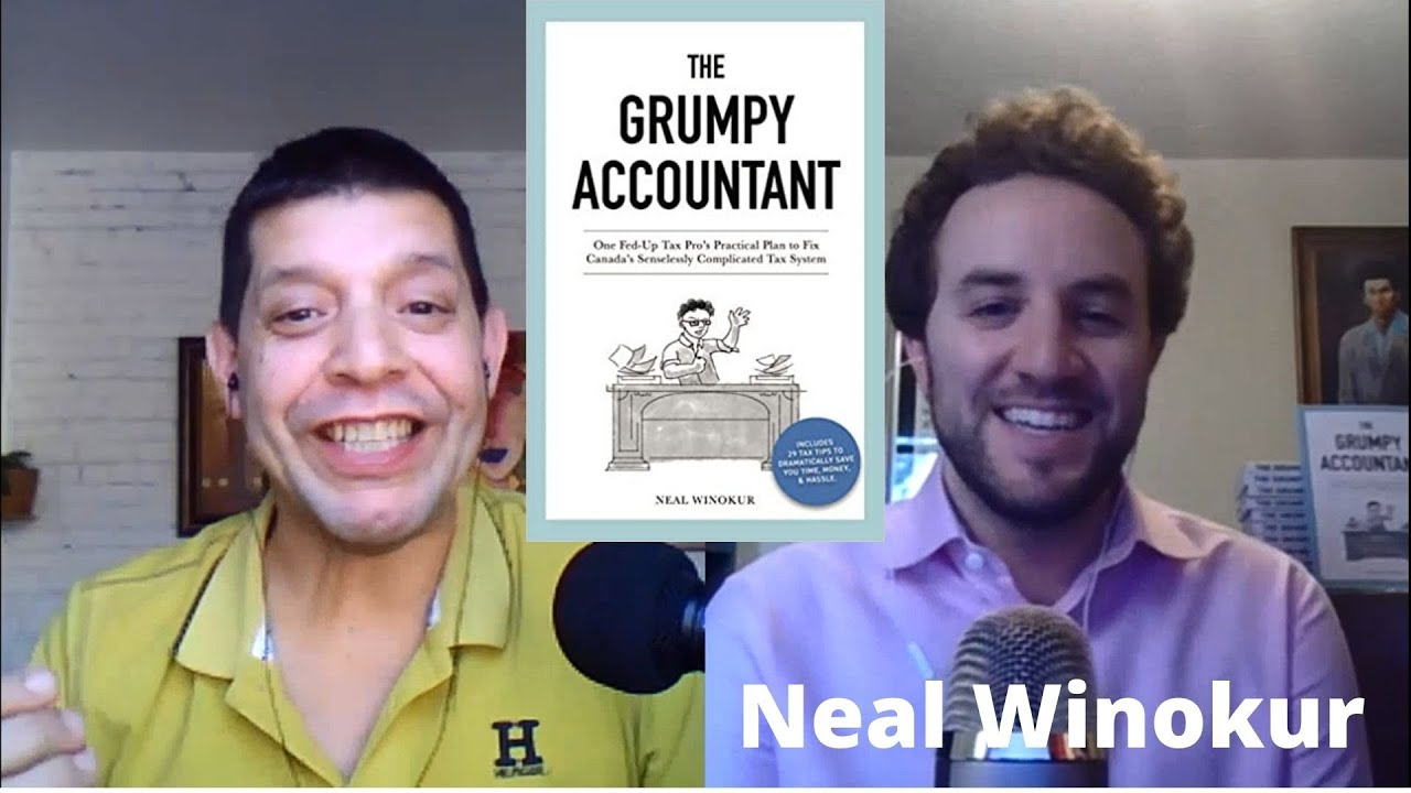 183 Neal Winokur, The Grumpy Accountant