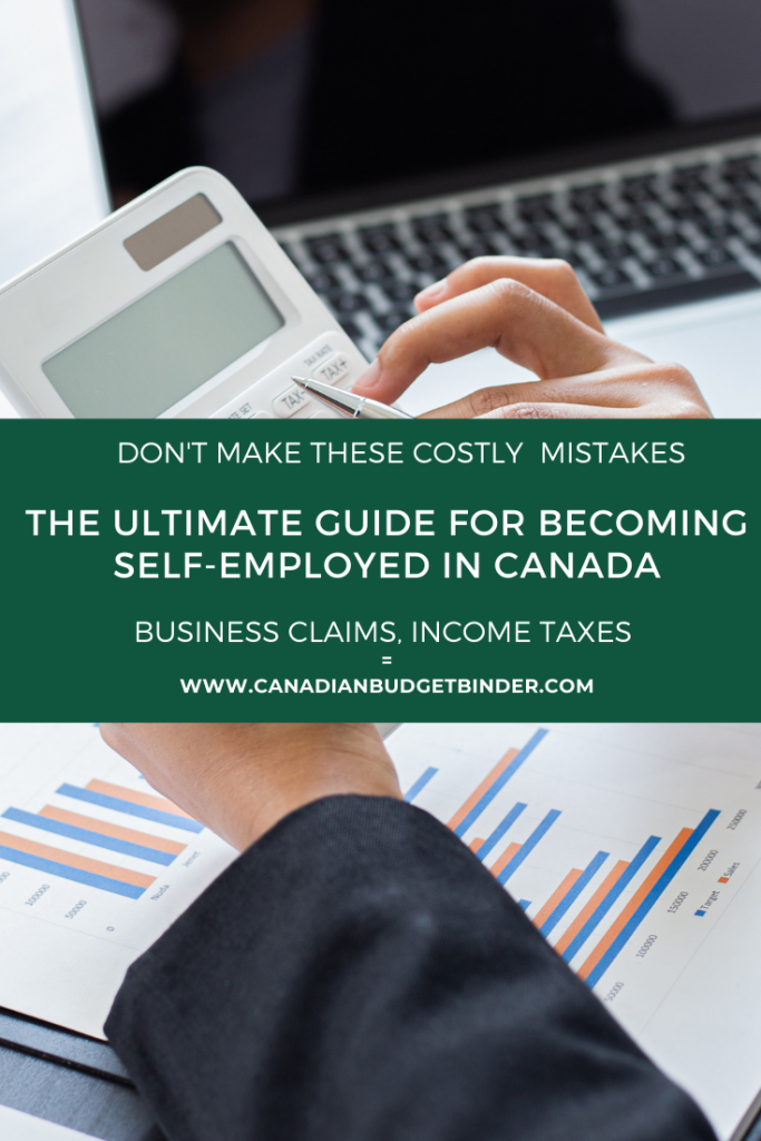 Self-Employed Guide For Business Owners In Canada