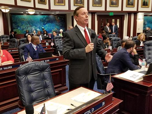 Meet Representative David Smith, district 28