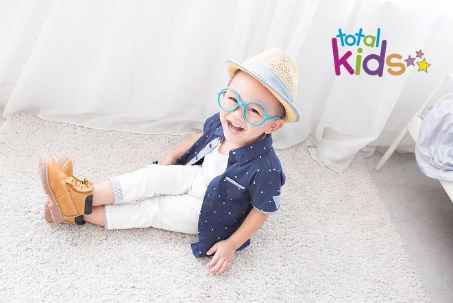 ¿Cómo elegir los anteojos adecuados para tus hijos?