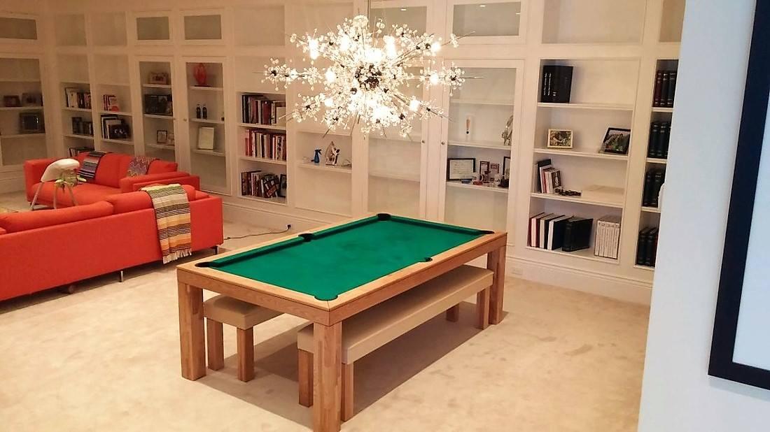 Vision Convertible Pool Table, California