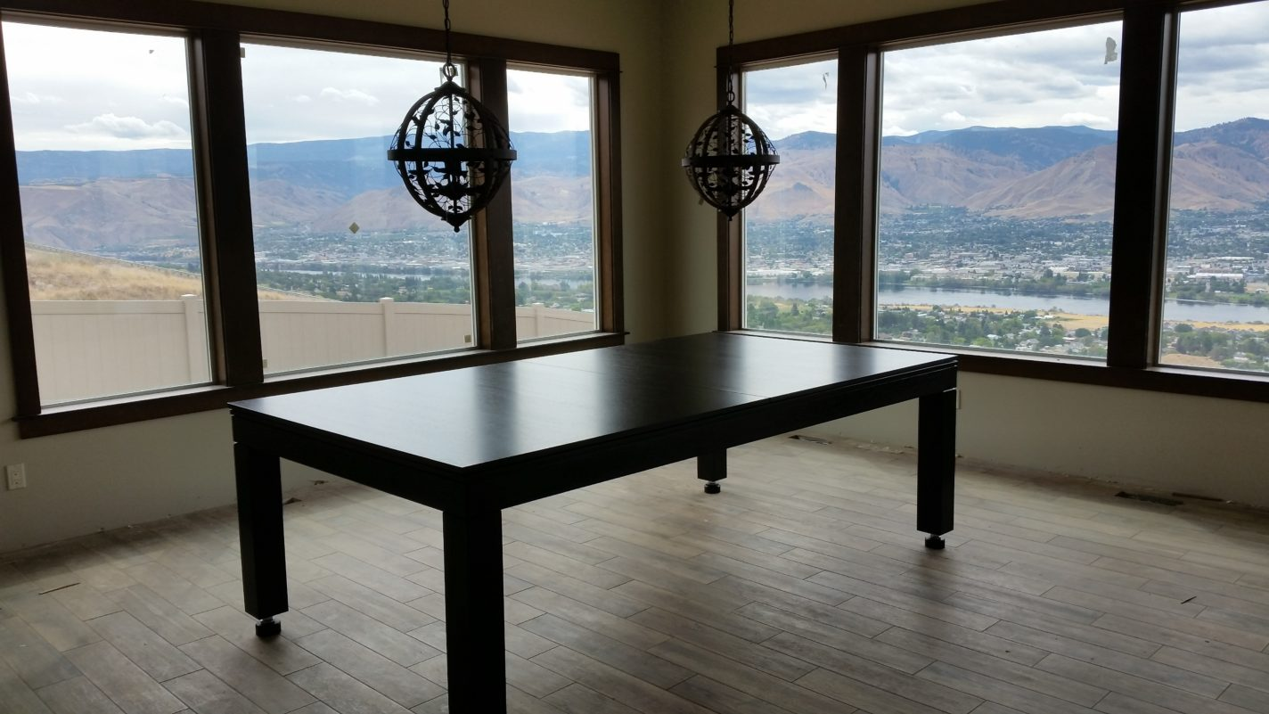 Vision Convertible Pool Table, Washington