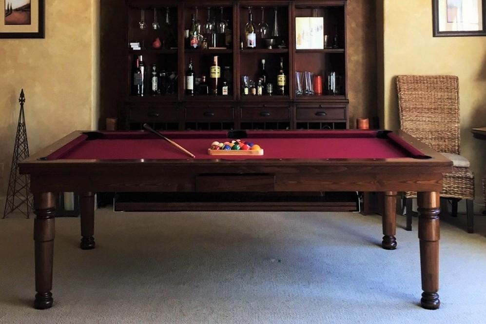 Constantine Convertible Table, California