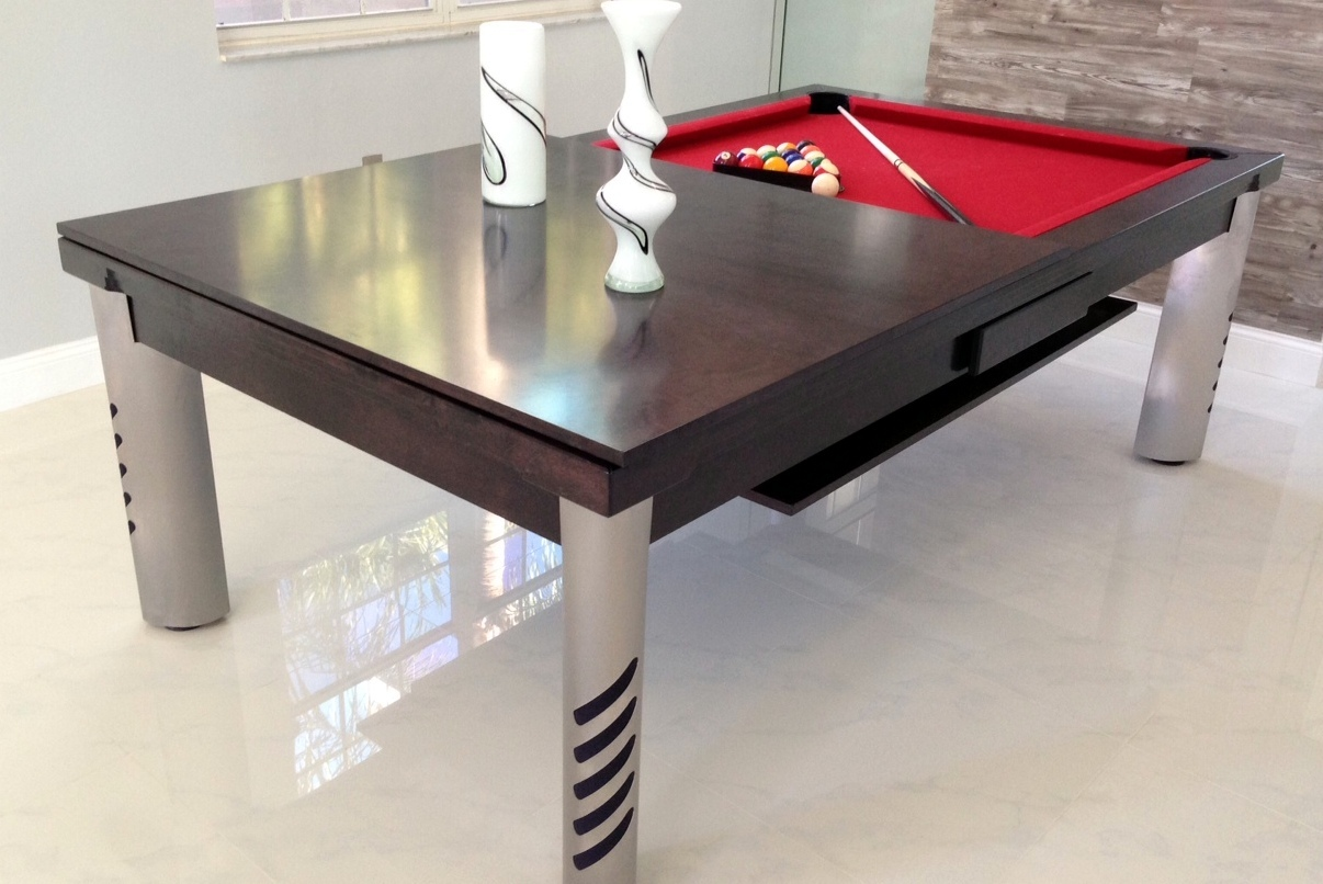 Mirage Convertible Pool Table