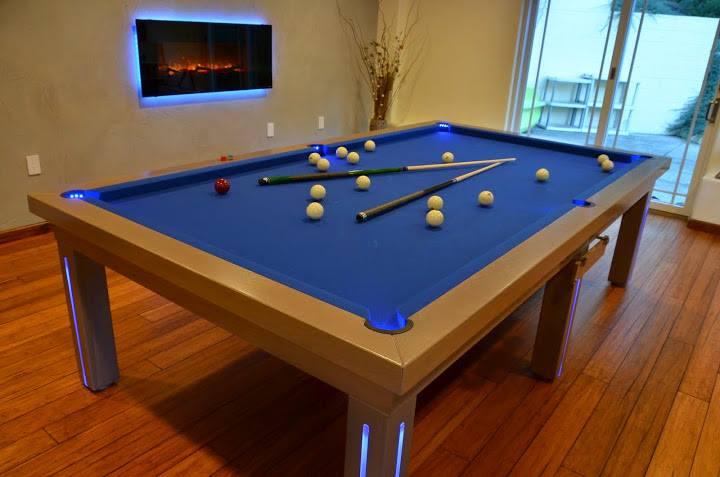 New York Convertible Table, California