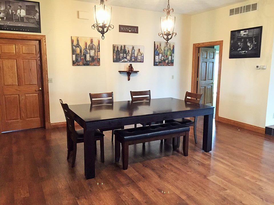 Vision Convertible Table, Savannah, Georgia