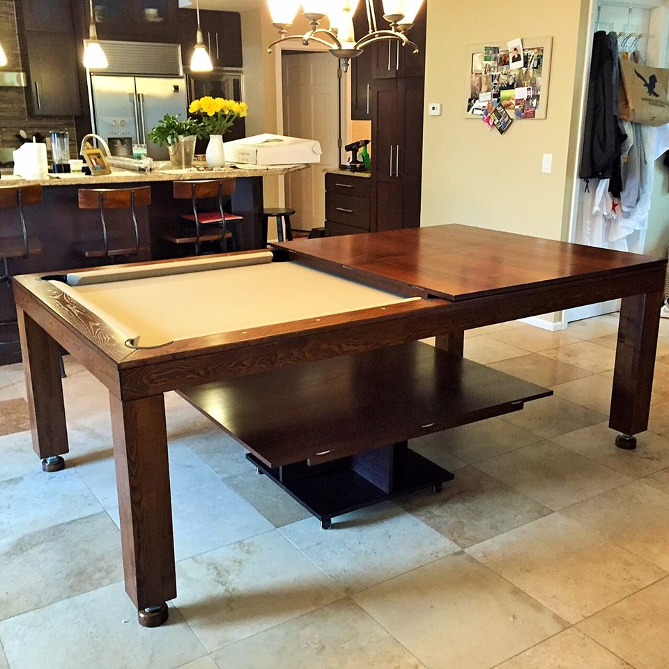 Vision Convertible Table, St. Louis, Missouri