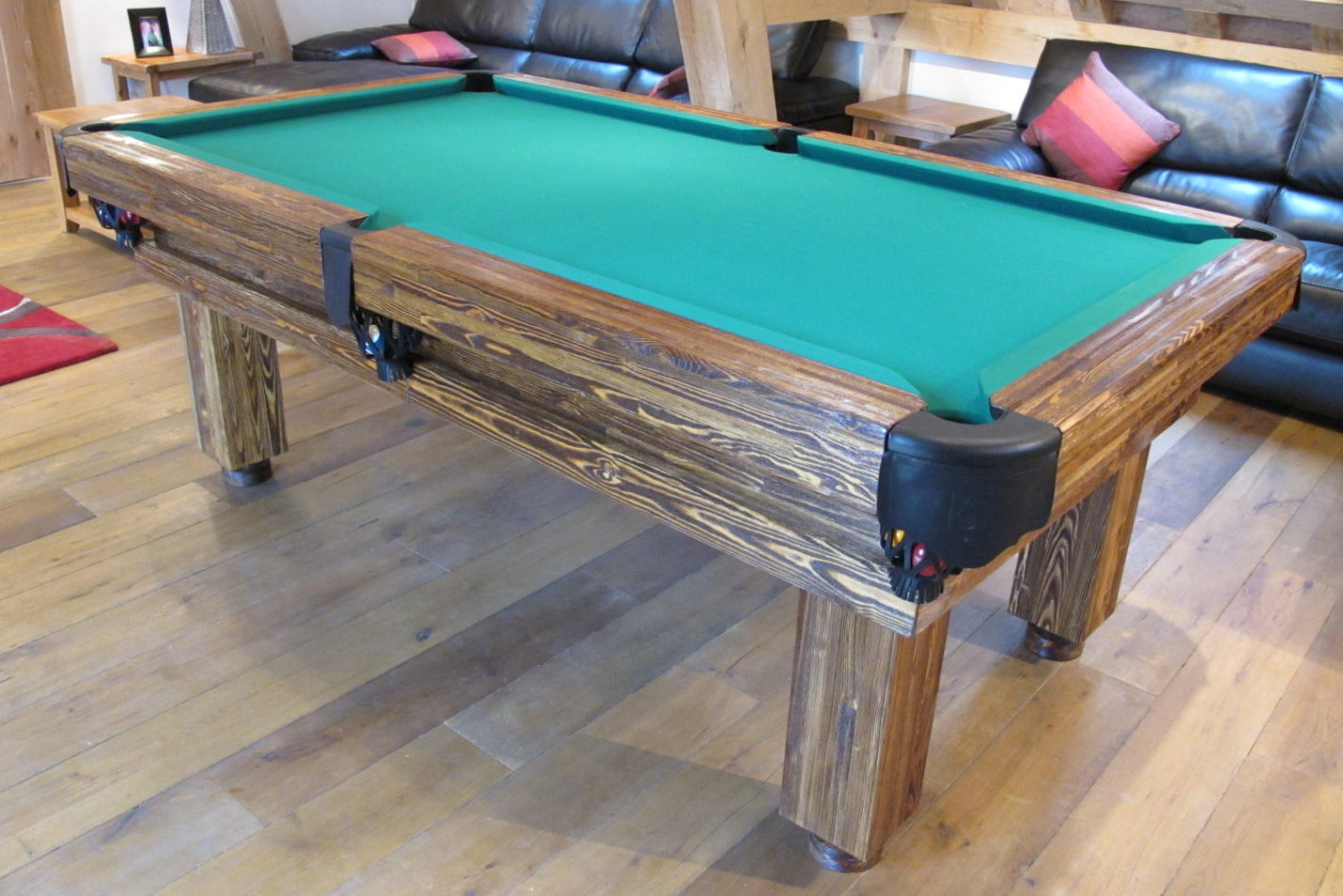 Artemis Pool Table, Lithuania