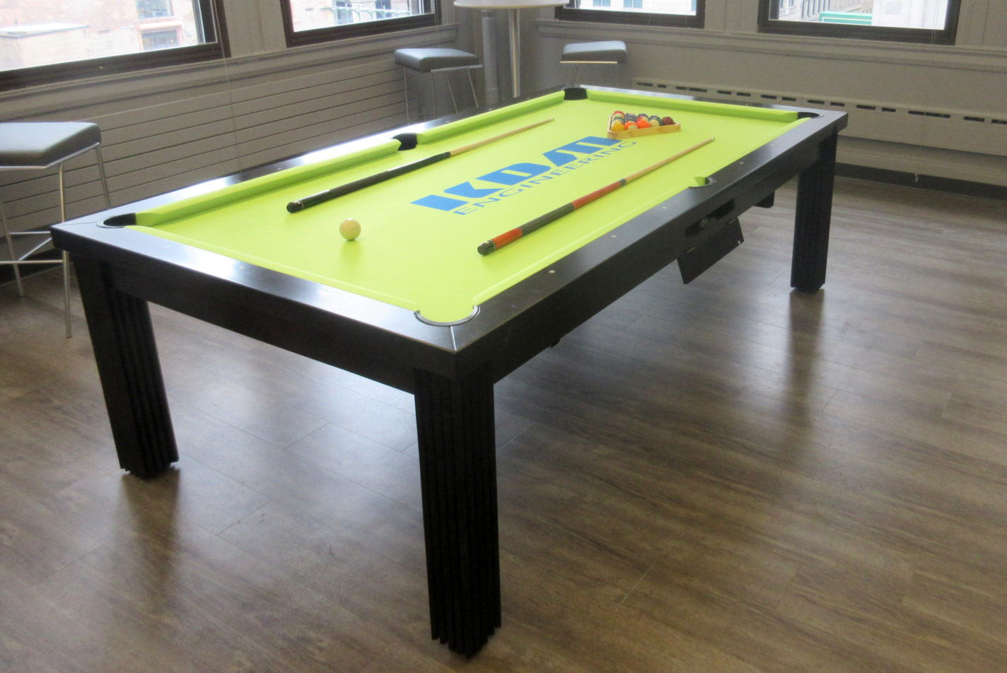 Toledo Convertible Table, Chicago Start-up Warehouse